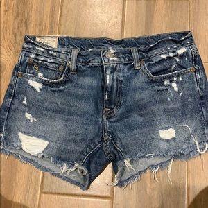Ralph Lauren Polo denim shorts